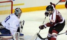 Bārtulis, Daugaviņš un Pujacs palīdzēs Latvijai otrajā spēlē pret Franciju