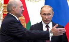 Лукашенко: Беларусь не станет частью России