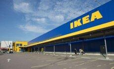 Zviedrijas uzņēmumu IKEA apsūdz par miljarda eiro nesamaksāšanu nodokļos