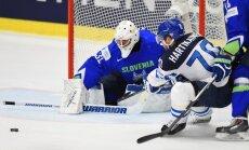 Slovēnijas hokeja izlasi gaidāmajai olimpiādei gatavos somu treneris