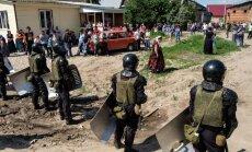 Под Тулой сносят крупнейший в России цыганский поселок