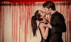 Foto: Leģendārais pārītis Bonija un Klaids Dailes teātrī