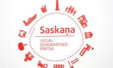 """Летом партии """"Согласие"""" пожертвовано 55,7 тыс. латов, """"Единству"""" - всего 208 евро"""