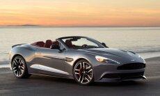 'Aston Martin' vēlas būt pēdējais, kas joprojām piedāvā manuālo pārnesumkārbu