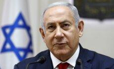 Премьер Израиля просит Балтию усилить давление ЕС на Иран