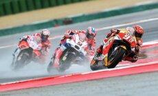 Markess vēl vairāk nostiprina līderpozīcijas 'MotoGP' sezonas kopvērtējumā