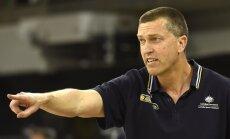 Austrālijas izlases latviešu izcelsmes treneris Lēmanis pēc kautiņa ar filipīniešiem baidās no NBA reakcijas