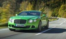 Tuvākajā nākotnē populārākā auto krāsā būs zaļā