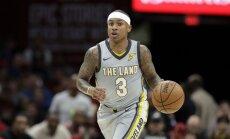 'Cavaliers' pirms sezonas skaļā darījumā iegūto Tomasu aizmaina uz 'Lakers'