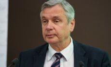 Более половины латвийцев одобрили бы увольнение Шадурскиса