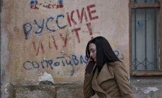 ES valstis vienojas ierobežot ekonomikas sakarus ar Krimu