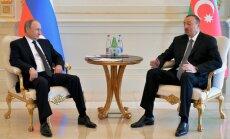 Azerbaidžāna piedāvā palīdzību Krievijas un Turcijas attiecību uzlabošanā
