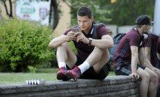 Latvijas izlases aizsargs Ošs cer vasarā pievienoties Turcijas otrās līgas klubam