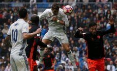 Real Madrid v Valencia, Cristiano Ronaldo