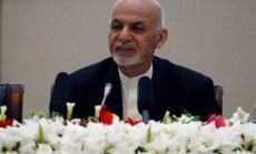 Afganistānas valdība noslēdz pamieru ar 'Taliban'