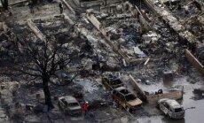 ASV meklēts pakistāniešu ekstrēmists piedāvājis humāno palīdzību vētrā cietušajiem