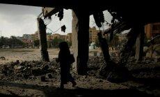 'Hamas' un 'Islāma džihāds' paziņo, ka panākts pamiers ar Izraēlu