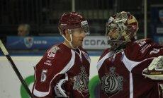 Rīgas 'Dinamo' sezonas pirmo izbraukumu turpina ar spēli pret 'Traktor'