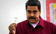 """Победа Мадуро на президентских выборах грозит Венесуэле """"нефтяными"""" санкциями"""