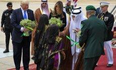 Trampa tikšanās Saūda Arābijā bija 'izrāde bez vērtības', uzsver Ruhani
