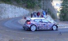 Video: Jaunās WRC mašīnas gatavojas gaidāmajai sezonai