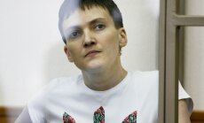 Porošenko piedāvā Savčenko ministres amatu Ukrainas valdībā