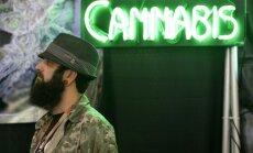 Arī Vašingtonā legalizē marihuānu
