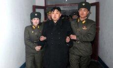 'Atkritēji' arī Kimu ģimenē – Ziemeļkorejas vadoņa tante aizbēgusi uz ASV