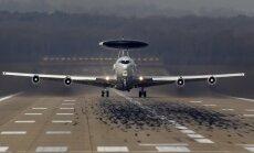 NATO 'debesu acis': kas ir AWACS lidmašīnas un kā tās cīnās pret 'Daesh'