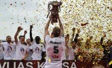 Latvijas kausa ceturtdaļfināla izloze futbolā: būs Kurzemes derbijs un finālistu tikšanās