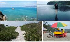Ceļojuma stāsts: latvieši meklē ideālo pludmali Ekvadorā