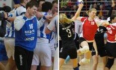 Puriņš un Asare atzīti par Latvijas handbola čempionāta labākajiem spēlētājiem