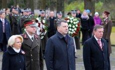 Вейонис: Латвия в военном плане сильна и уверена в безопасности как никогда прежде