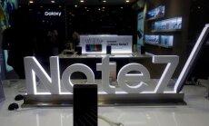 Samsung принудительно заблокирует оставшиеся телефоны Galaxy Note 7