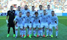 Рейтинг ФИФА: Россия скользит вниз, Латвия делит 122-e место с Грузией