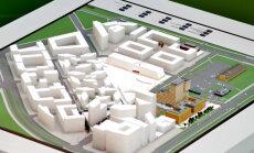 Новые проекты в квартале New Hanza не будут начаты до стабилизации ситуации с ABLV Bank