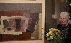 Par gada gleznu izvēlēts Māras Vaičūnas darbs 'Vientulība'