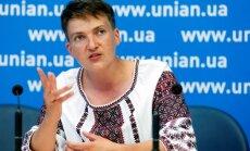 Savčenko piesaka jaunu badastreiku