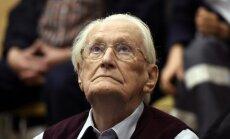 'Aušvicas grāmatvedis' spēj izciest cietumsodu, lemj tiesa