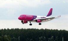 'Wizz Air' no Rīgas piedāvās lidojumus uz Bari un Reikjavīku