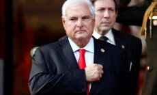 ASV aizturēts bijušais Panamas prezidents Rikardo Martinelli