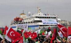 Izraēla samaksājusi Turcijai kompensāciju par Gazas flotiles slaktiņu