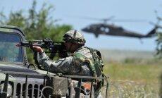Pentagons nolēmis slēgt 15 ASV militārās bāzes visā Eiropā