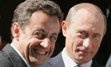 Саркози призвал Запад перевернуть страницу холодной войны с Россией