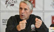 Hārtlijam bijušas pārrunas par Ķēniņa pārstāvētā Šveices kluba 'Lions' trenēšanu