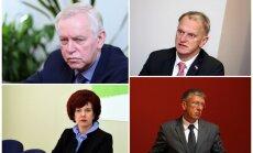 VL-TB/LNNK atbalstītu 'oligarhu lietas' publiskošanas likumu; 'Vienotība' un ZZS vēl spriedīs