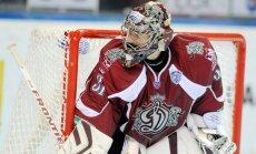 Rīgas 'Dinamo' sezonas tālāko izbraukumu noslēdz ar piekto zaudējumu pēc kārtas
