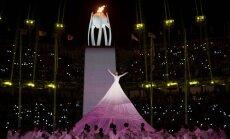Foto: Phjončhanā svinīgi noslēgtas paralimpiskās spēles