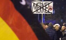 Berlīne ar bažām gatavojas svētdienas AfD demonstrācijai