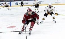 Rīgas 'Dinamo' sezonas pirmajā pagarinājumā piekāpjas Artūram Kuldam un 'Severstaļ'